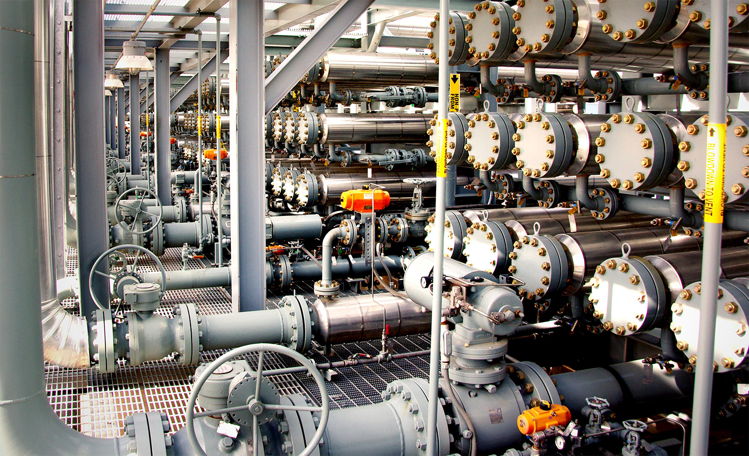 ProSep Awarded Patent for EBS Crude Blending Application - ProSep
